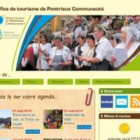 Le nouveau site de l'office de Tourisme de Pontrieux Communauté est en ligne