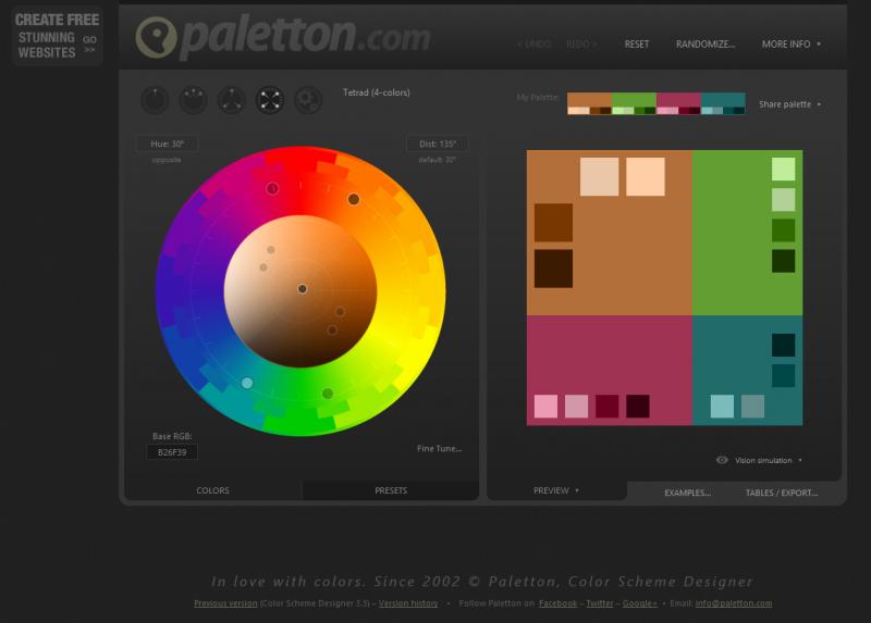 Paletton vous accompagne dans la conception de vos jeux de couleurs