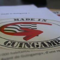 Le label made in guingamp pour mettre en avant les entreprises qui portent l'identité du territoire breton