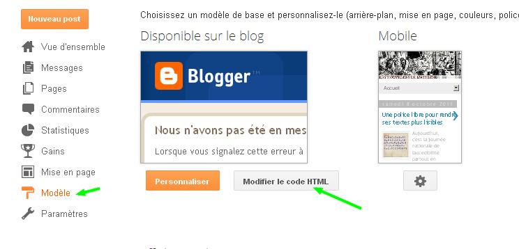Afficher les boutons de partage uniquement sur certaines for Code html lien nouvelle fenetre